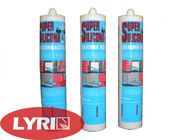 Excellent Adhesion Acrylic Sealant Adhesive / Paitable Acrylic Caulk