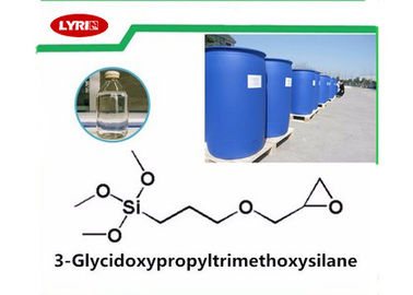 China 3 transparentes Glycidoxypropyltrimethoxysilane KH-560, silano Propyl de Glycidoxy Trimethoxy fábrica